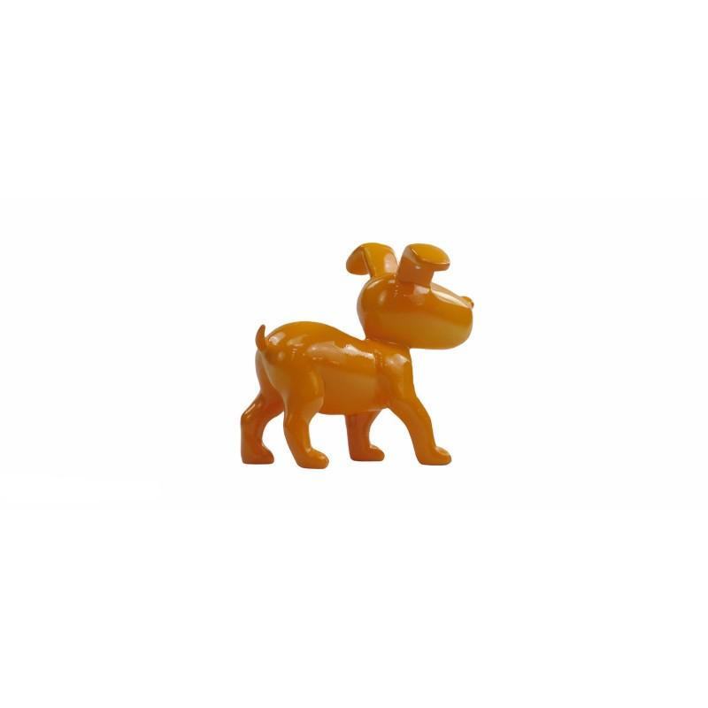 Conjunto de 6 esculturas de perros de diseño en resina (multicolor) - image 50022