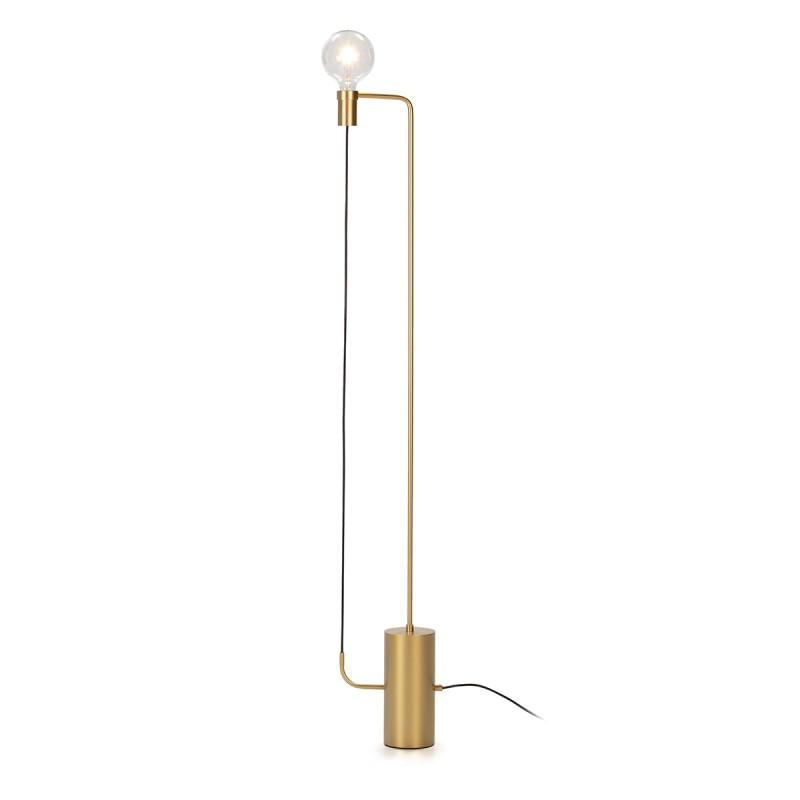 Standard Lamp 25X12X152 Metal Golden