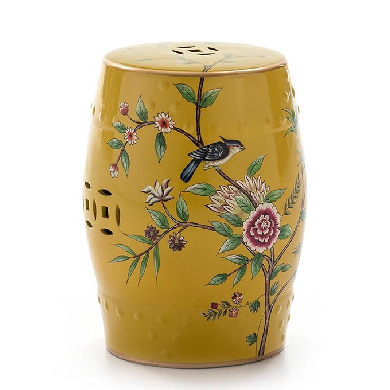 Sgabello 32X32X43 Ceramica Multicolore - image 50856