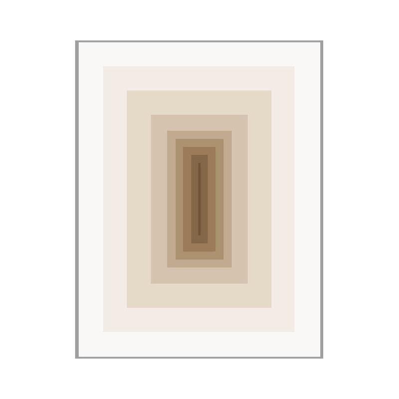 Tableau 100x3x130 Méthacrylate Brun