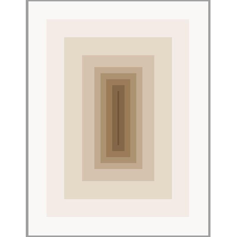 Tableau 150x3x200 Méthacrylate Brun