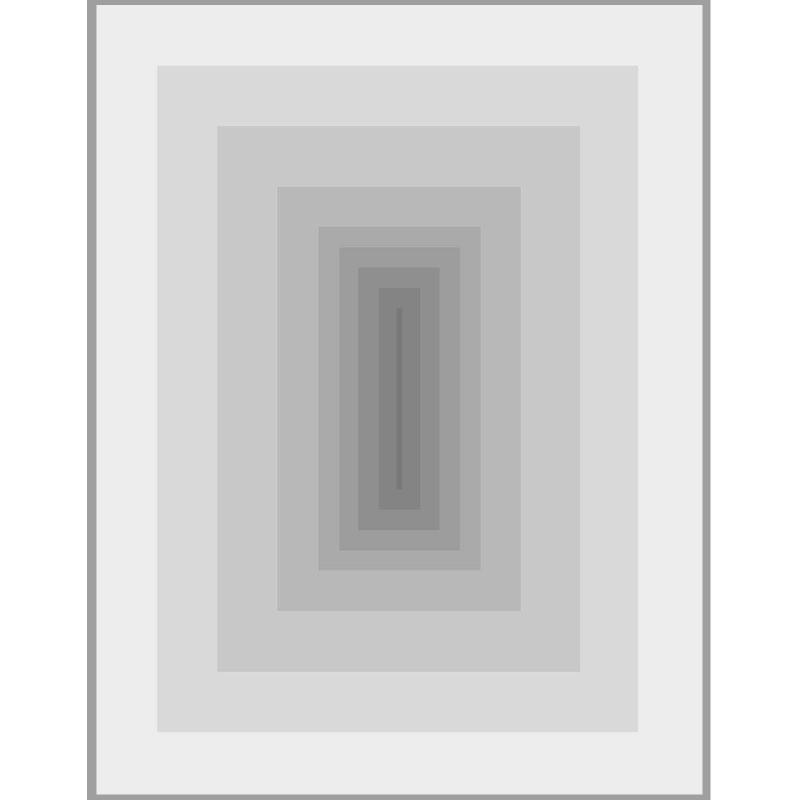 Cuadro 150X3X200 Metacrilato Gris - image 51180