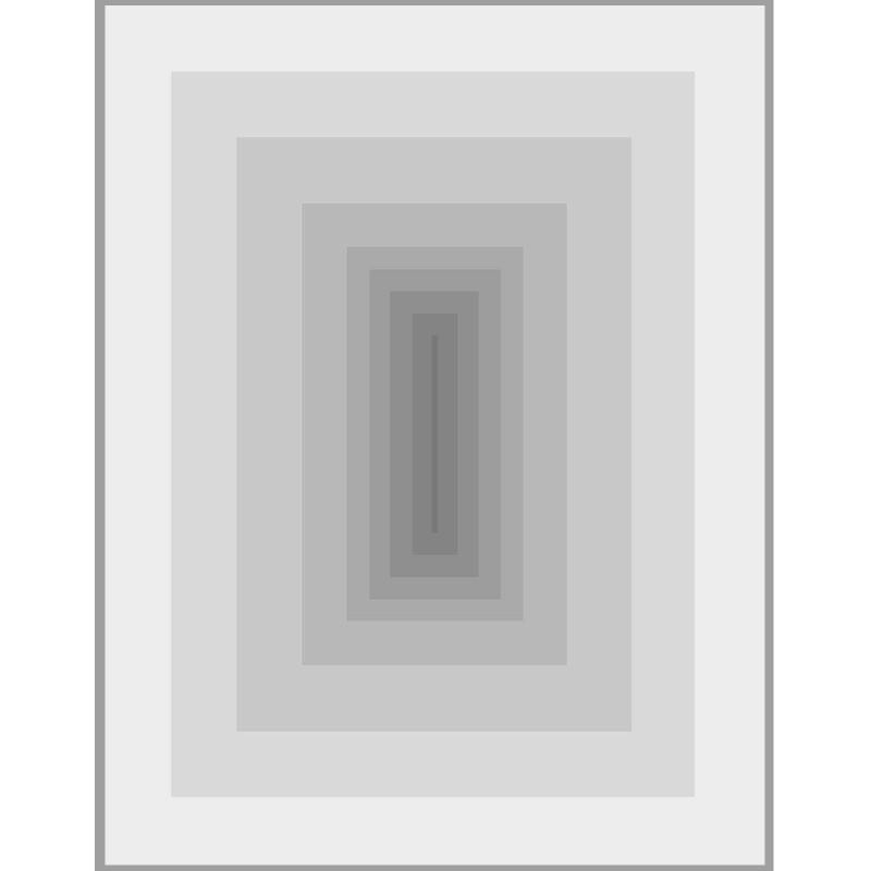 Frame 150X3X200 Methacrylate Grey - image 51180