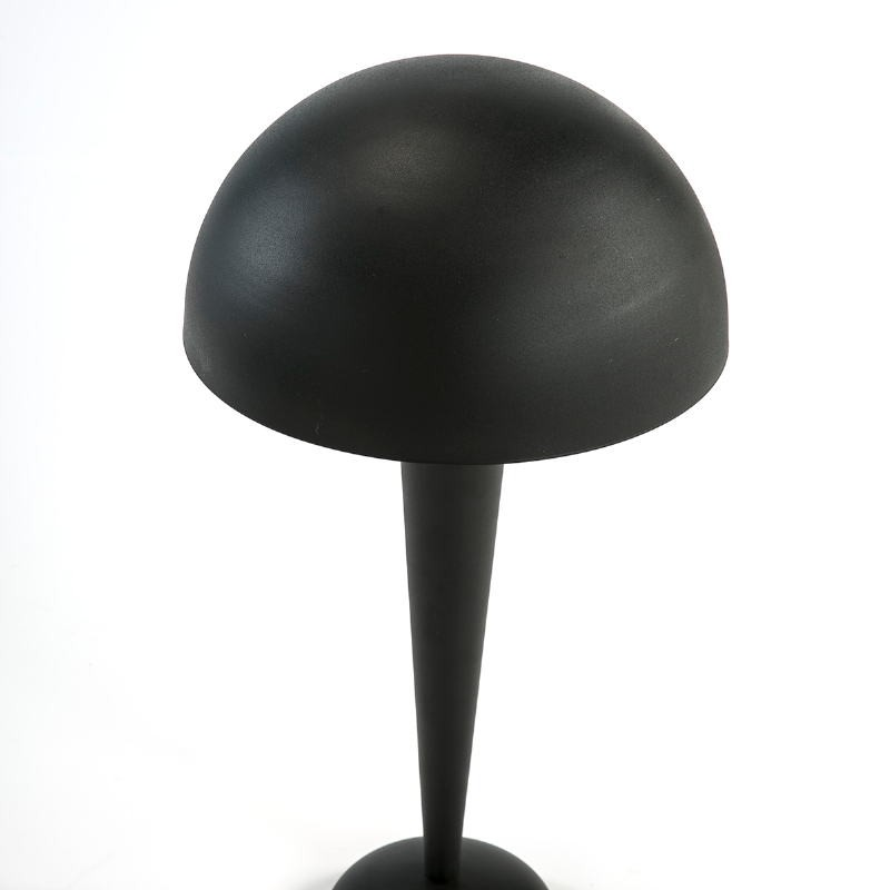 Lampara De Sobremesa 30X15X59 Metal Negro - image 51670