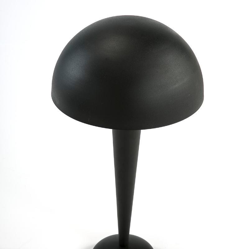 Lampe de Table 30x15x59 Métal Noir - image 51670