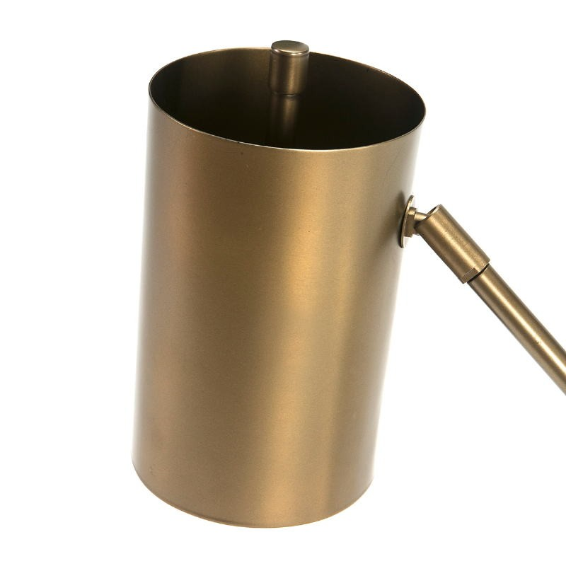 Tischlampe 66X16X75 Marmor Weiß/Metall Golden - image 51692