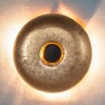 Wall Lamp 51X7X51 Metal Golden
