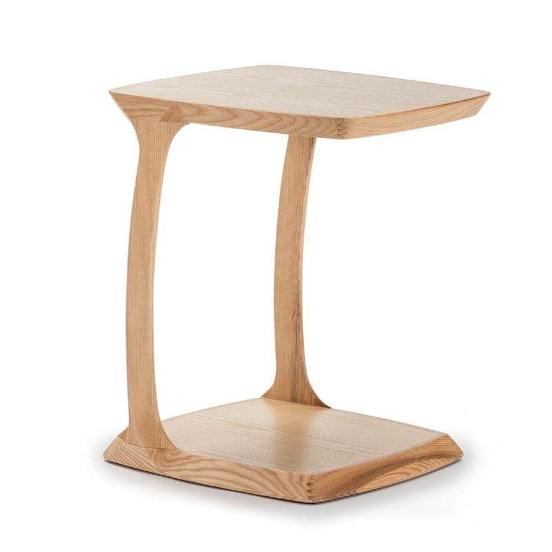 Nachttisch 50X43X59 Holz Natürlich