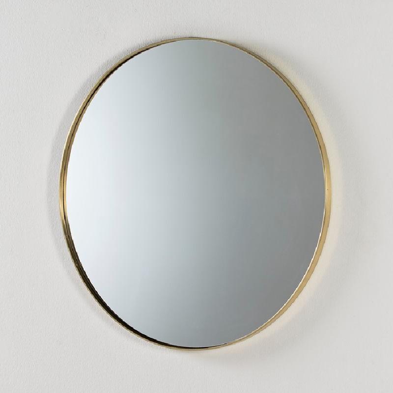 Mirror 80X5 Metal Golden