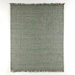 Teppich 200X1X250 Jute Grau