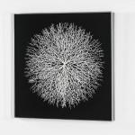 Tableau 90x8x90 Acrylique Transparent