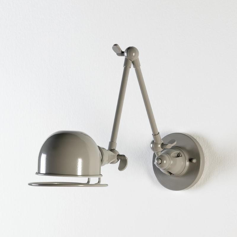 Wall Lamp 14X70X27 Metal Grey - image 52914