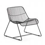 Chair 62X67X69 Metal Black