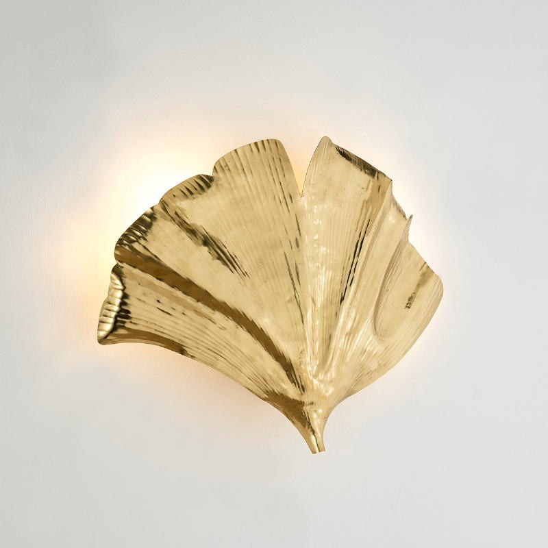 Wall Lamp 60X15X46 Metal Golden - image 53195