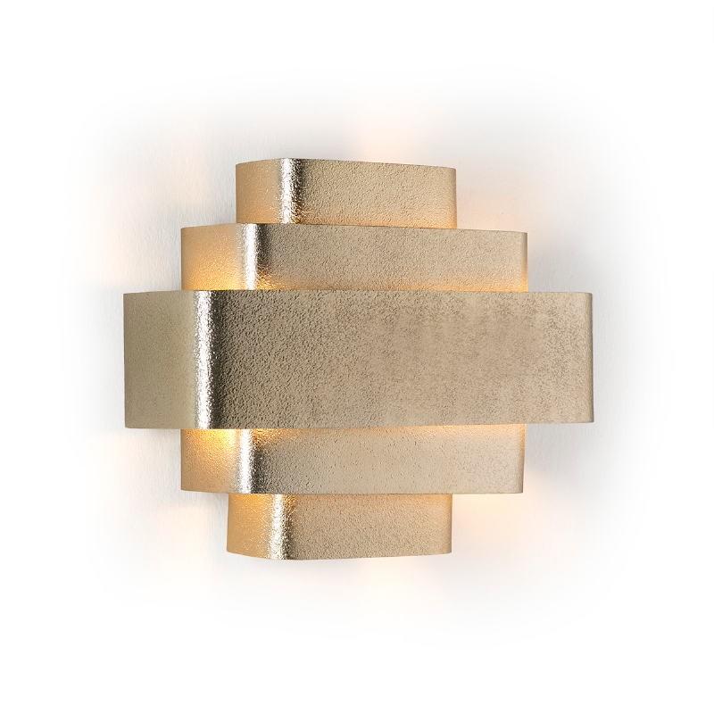Aplique 38X16X29 Metal Dorado