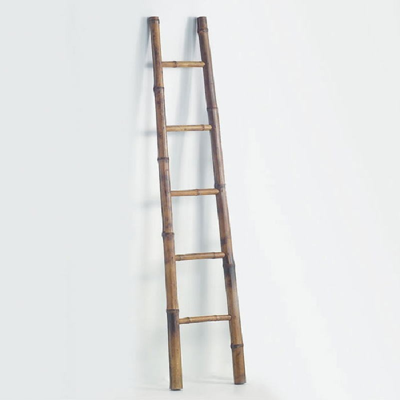 Echelle 30x7x150 Bambou Marron