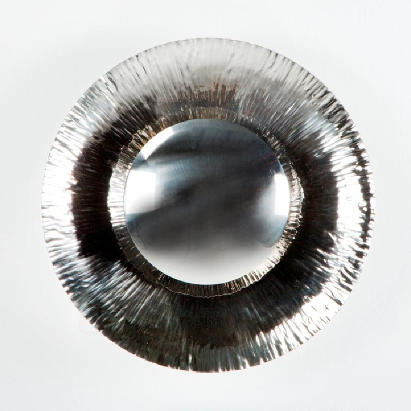 Applique 61X7X61 Metallo Nickel