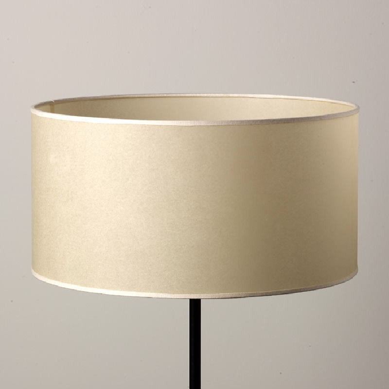 Lampshade 50X30 Parchment Beige
