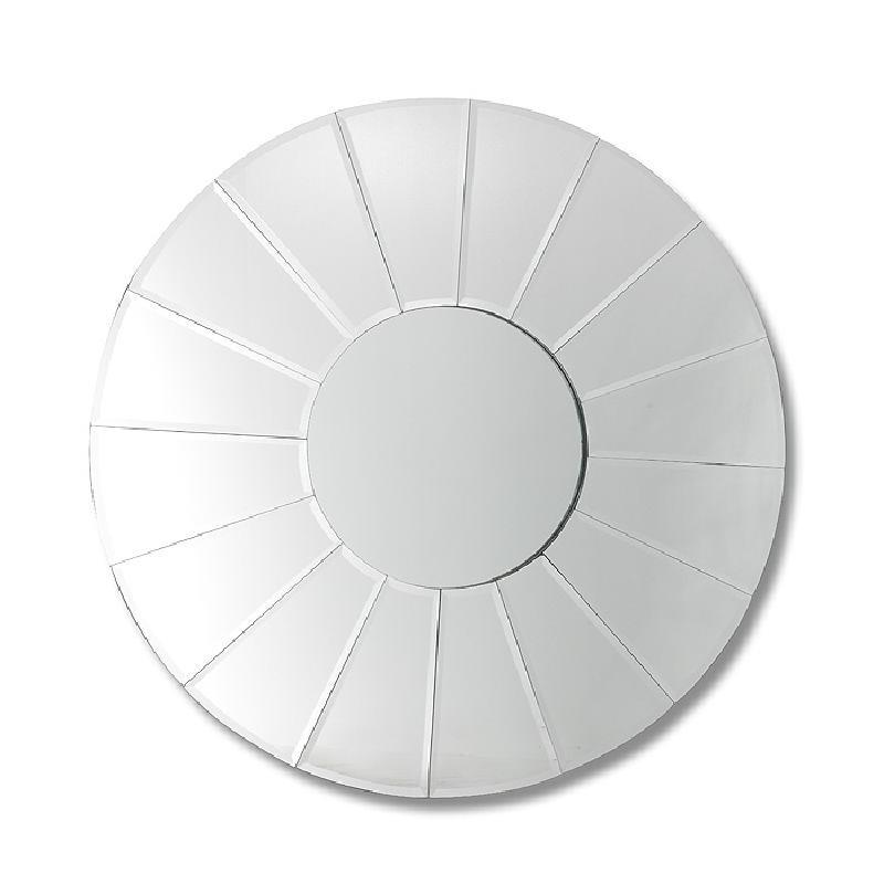 Miroir 100x3x100 Rond
