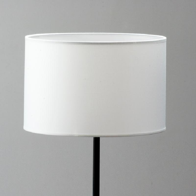Abat-jour 50x50x30 Coton Blanc - image 53472