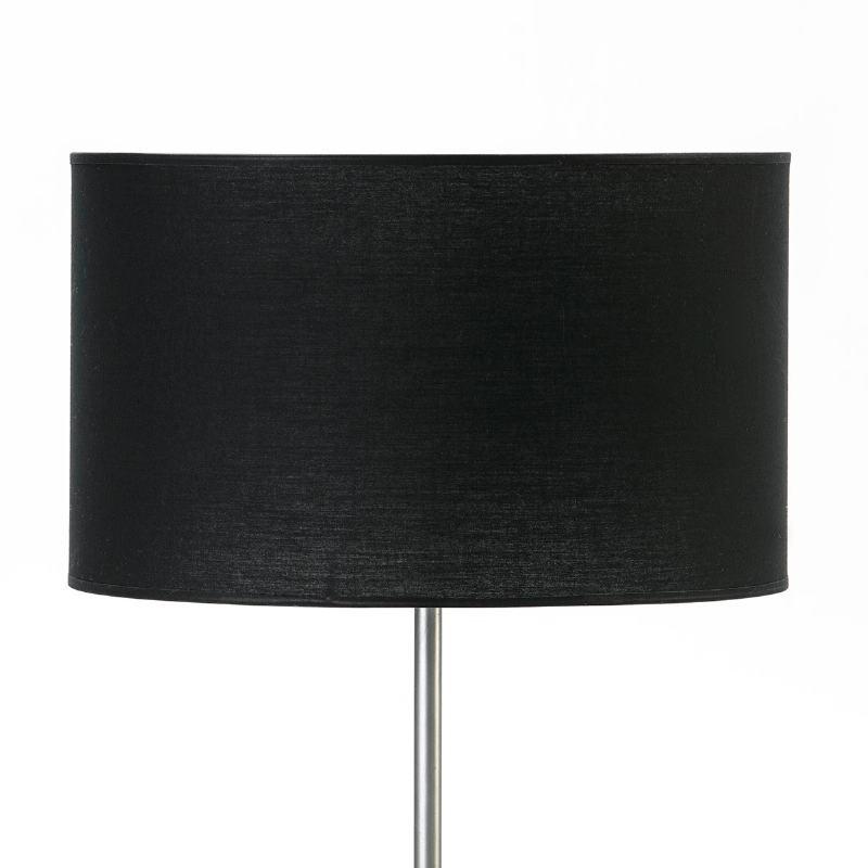 Abat-jour 40x24 Coton Noir