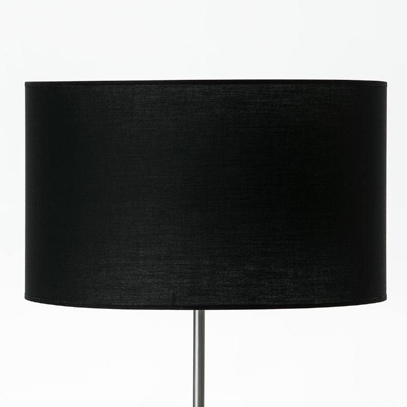 Lampshade 50X30 Cotton Black - image 53476
