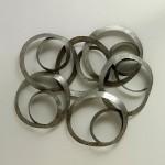 Sculpture 99X14X98 Metal Silver