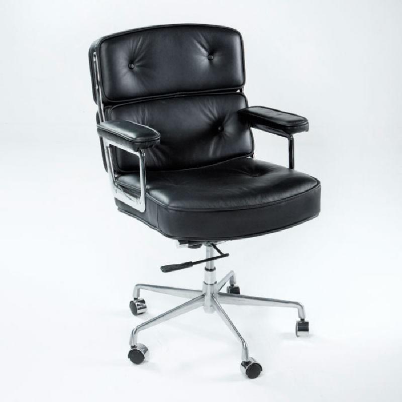 Dispatch Chair 64X60X93/99 Haut/Metall Schwarz