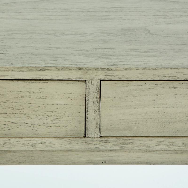 Desk 120X55X76 Wood Grey Veiled - image 53763