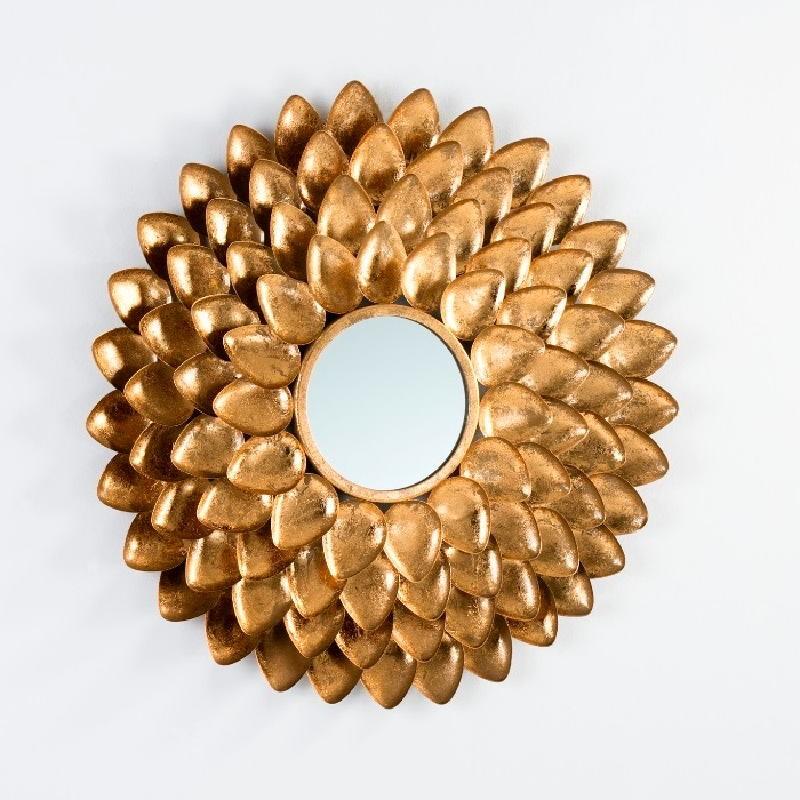 Specchio 73X5 Metallo Oro - image 53820